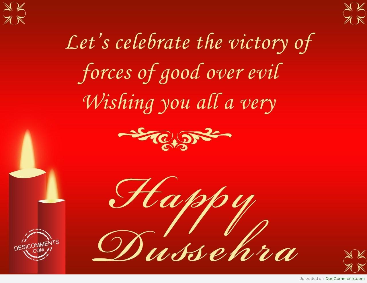 Happy Dussehra Whatsapp Status & Messages