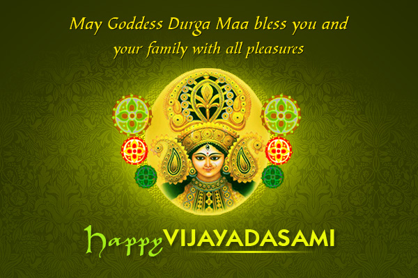 Happy Vijayadashami Dussehra Whatsapp Status & Messages
