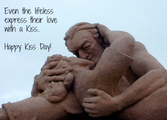 Happy Kiss Day Status for Whatsapp & Messages for Facebook