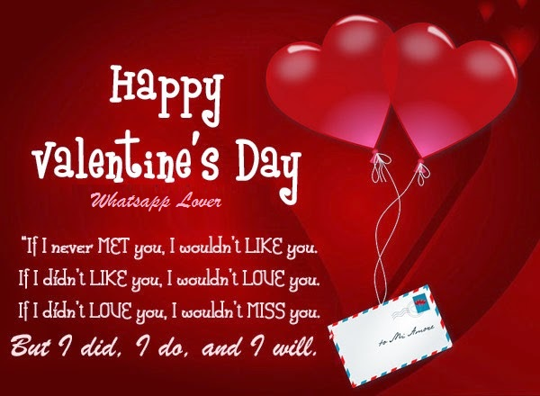 2018 Happy Valentine S Day Whatsapp Status And Messages