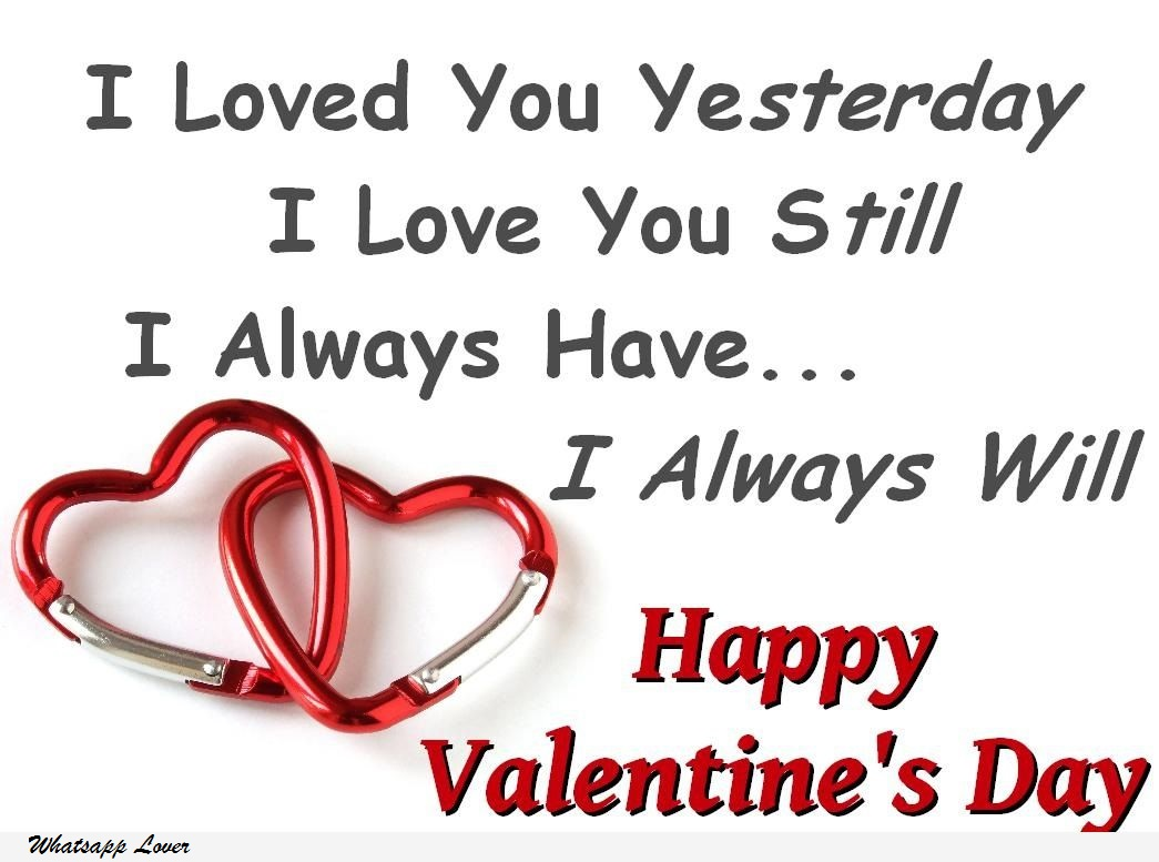 Happy Valentineu0027s Day 2016 Whatsapp Status And Facebook Messages U2013 Whatsapp  Lover