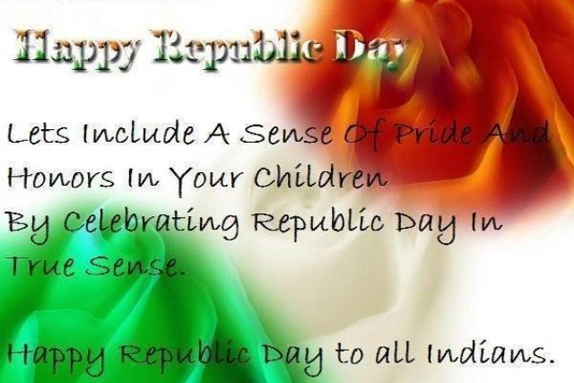 India Republic Day Whatsapp Status & Messages