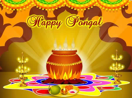Happy Pongal Whatsapp Status & Messages 2016