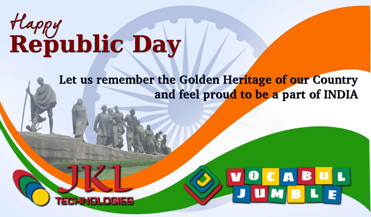 Republic Day Whatsapp Messages Status & DP Images Download
