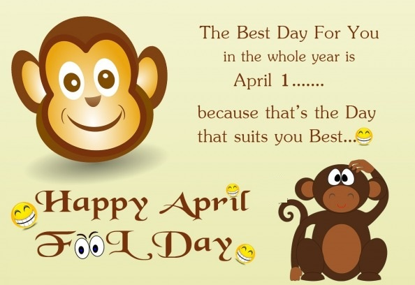 April Fool Jokes Messages Wishes