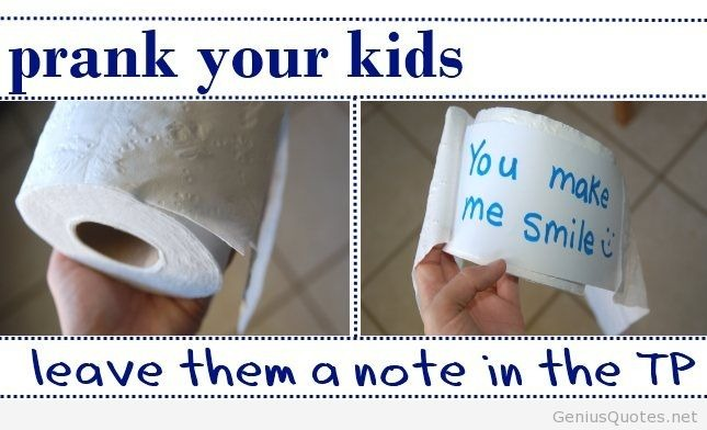 April fool pranks for kids
