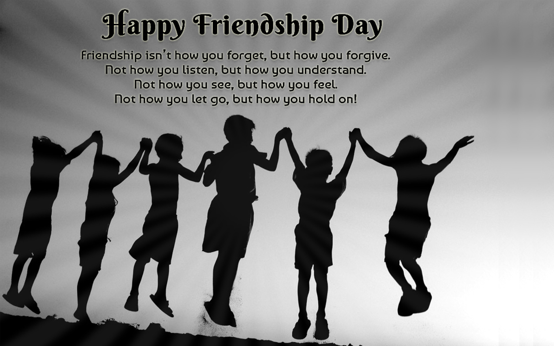Wallpaper download english - Download Friendship Day Image Wallpaper