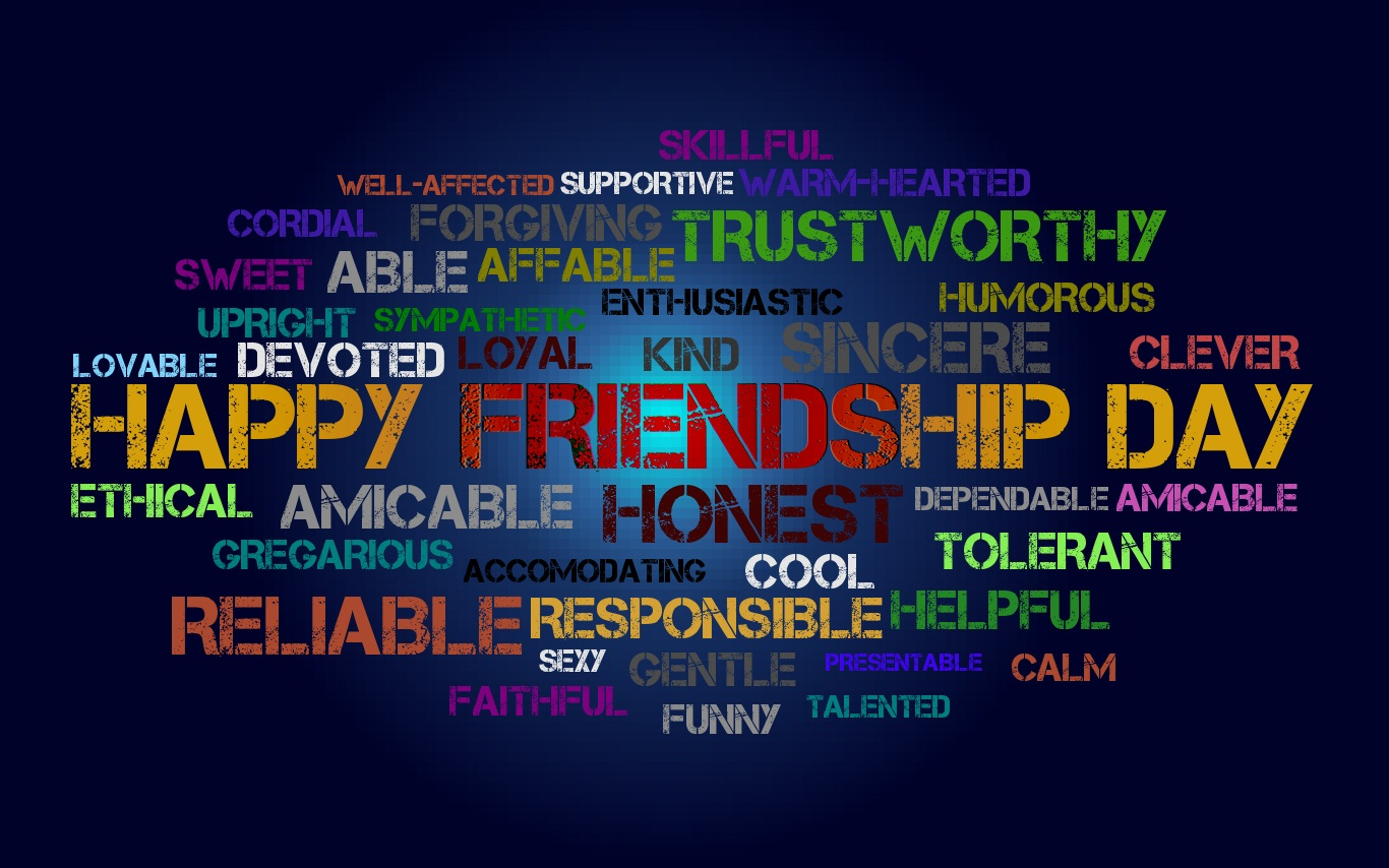 Happy Friendship Day hd Images, Wallpapers