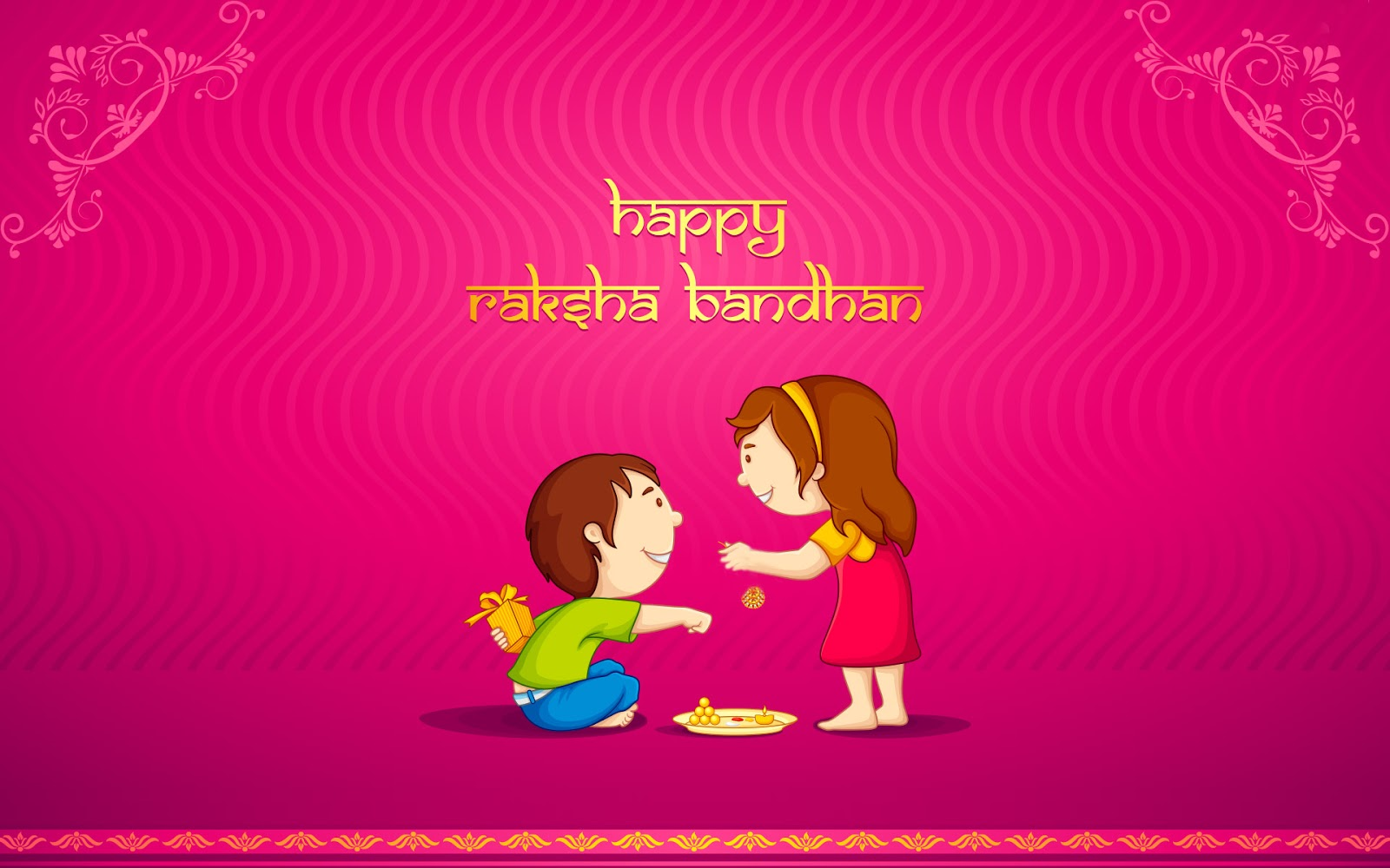 Wallpaper download for whatsapp - Download Raksha Bandhan Hd Image