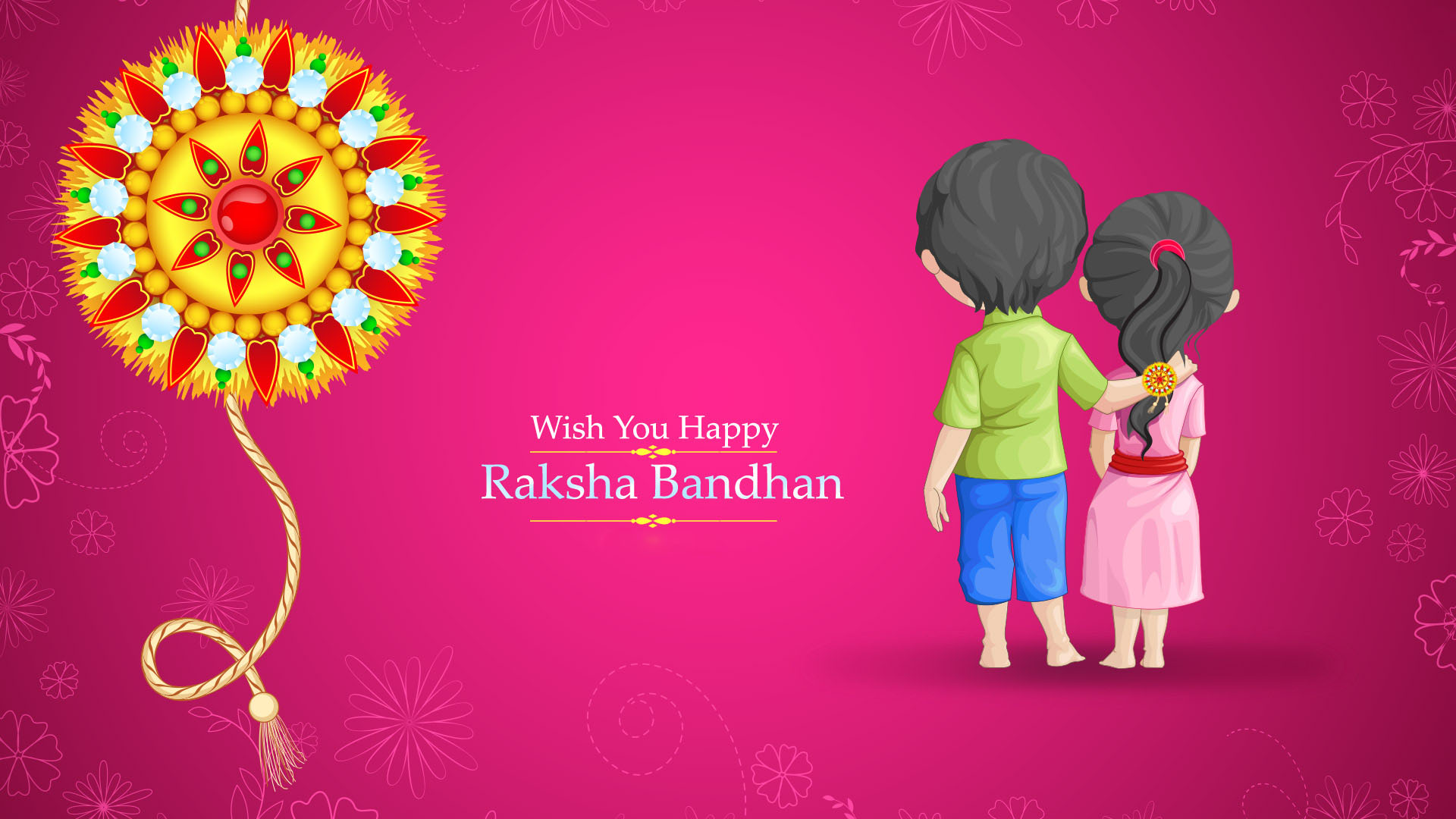 Happy Raksha Bandhan Images HD, Wallpapers for Whatsapp DP – Free Download