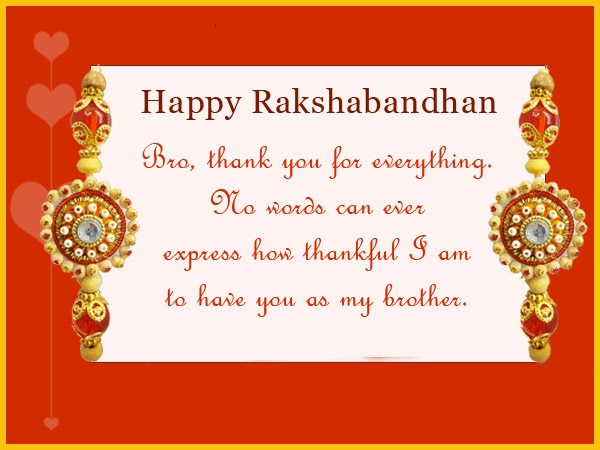 Happy Raksha Bandhan Whatsapp Status and messages