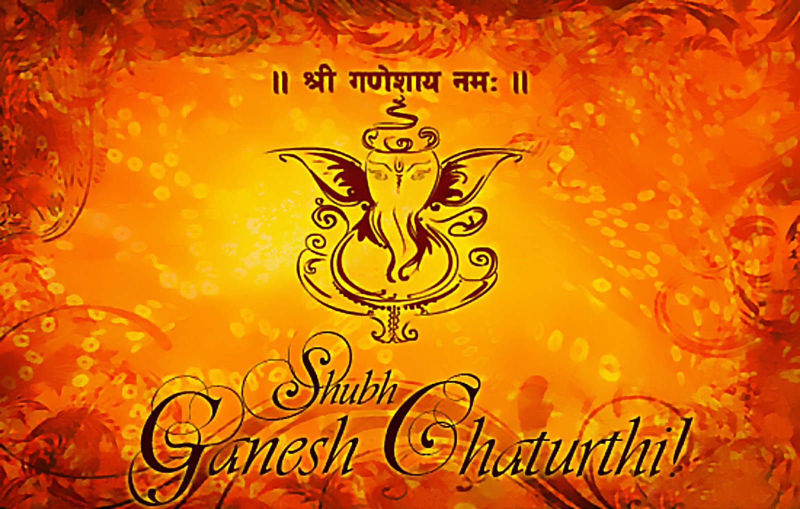 Happy Ganesh Chaturthi Whatsapp Status & Messages