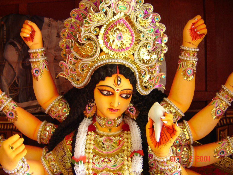 Download Maa Durga Image Whatsapp Profile Wallpaper
