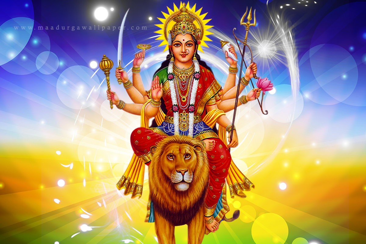 navratri maa durga images for whatsapp dp profile hd wallpapers