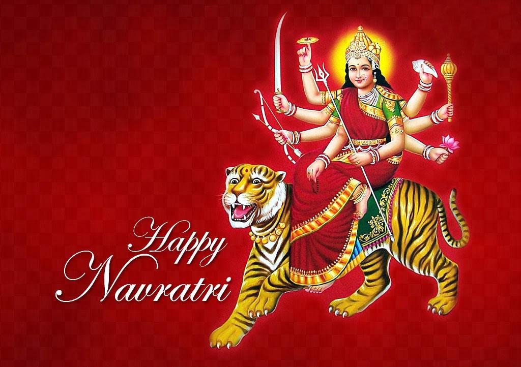 Navratri Maa Durga Images for Whatsapp DP Profile, HD Wallpapers