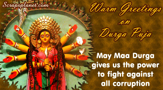 Best Facebook Status For Durga Puja