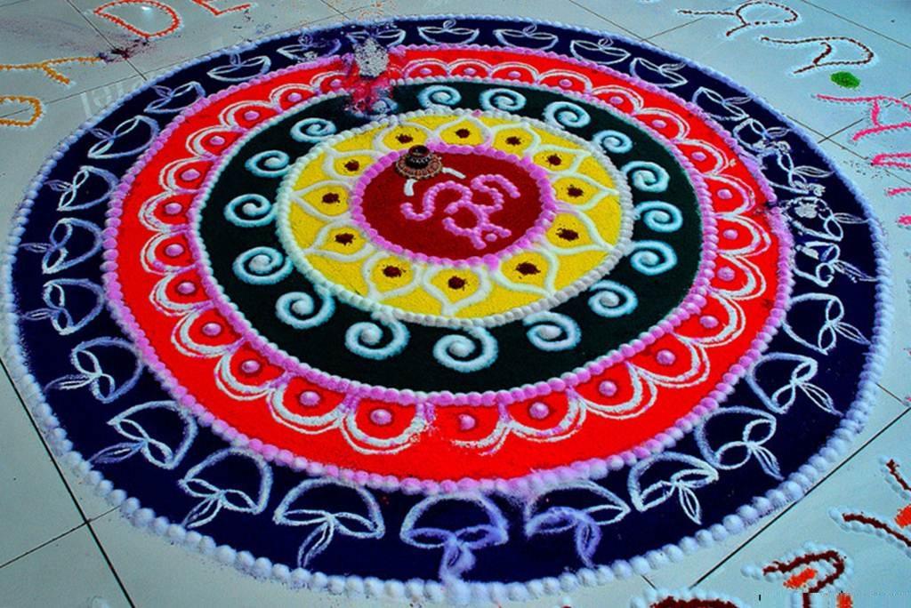 Best Rangoli Designs For Diwali 2018