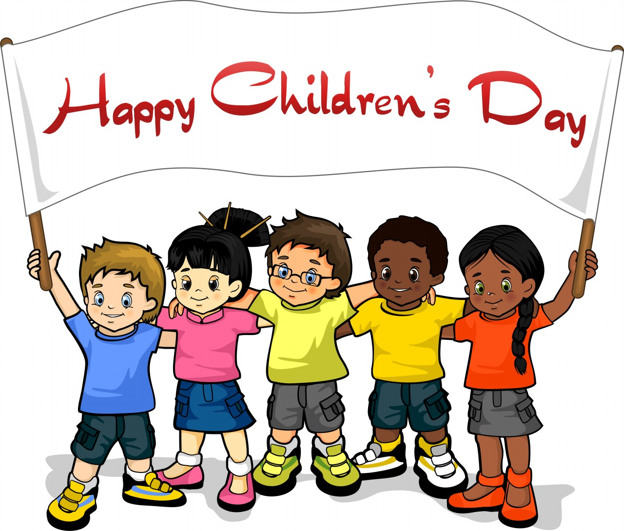 Happy Childrens Day Images for Whatsapp DP, Profile Wallpapers - Download