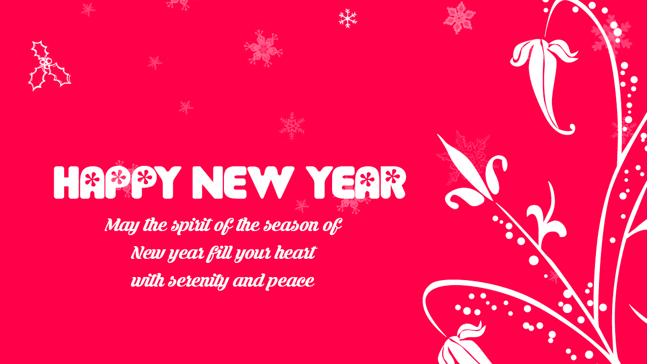 50+ Happy New Year Status for Whatsapp & Messages for Facebook 2017