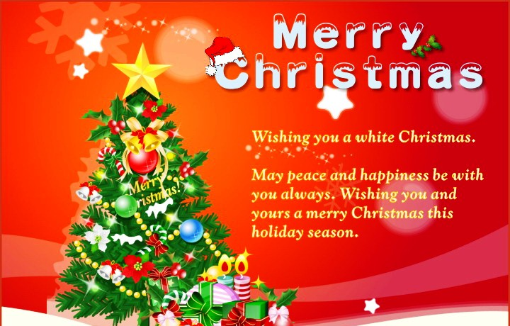 100+ Merry Christmas Status for Whatsapp & Messages for Facebook