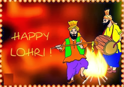 Best Lohri Images for Whatsapp DP Profile Wallpaper - Free Download