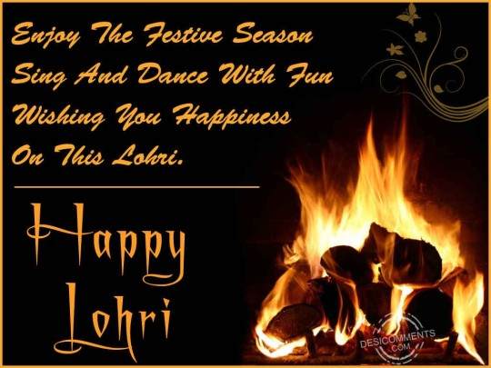Lohri Status for Whatsapp and Messages for Facebook 2017