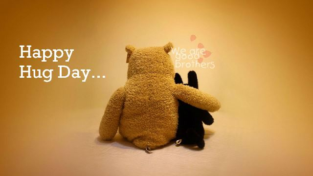 Hug Day Images for Whatsapp DP, Profile Wallpapers – Free Download