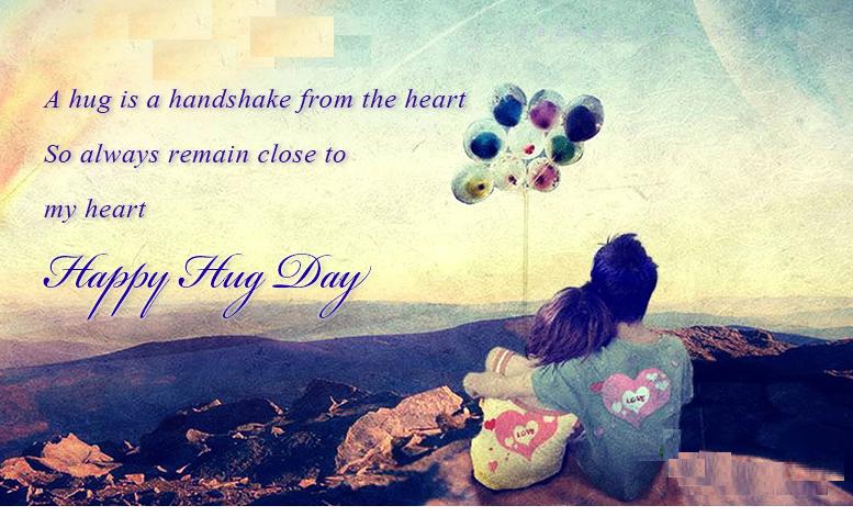 happy hug day whatsapp status
