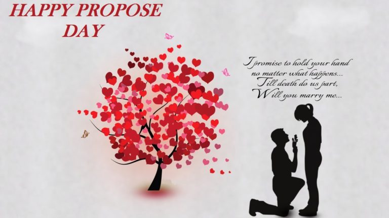 Propose Day Images for Whatsapp DP, Profile Wallpapers – Free ...