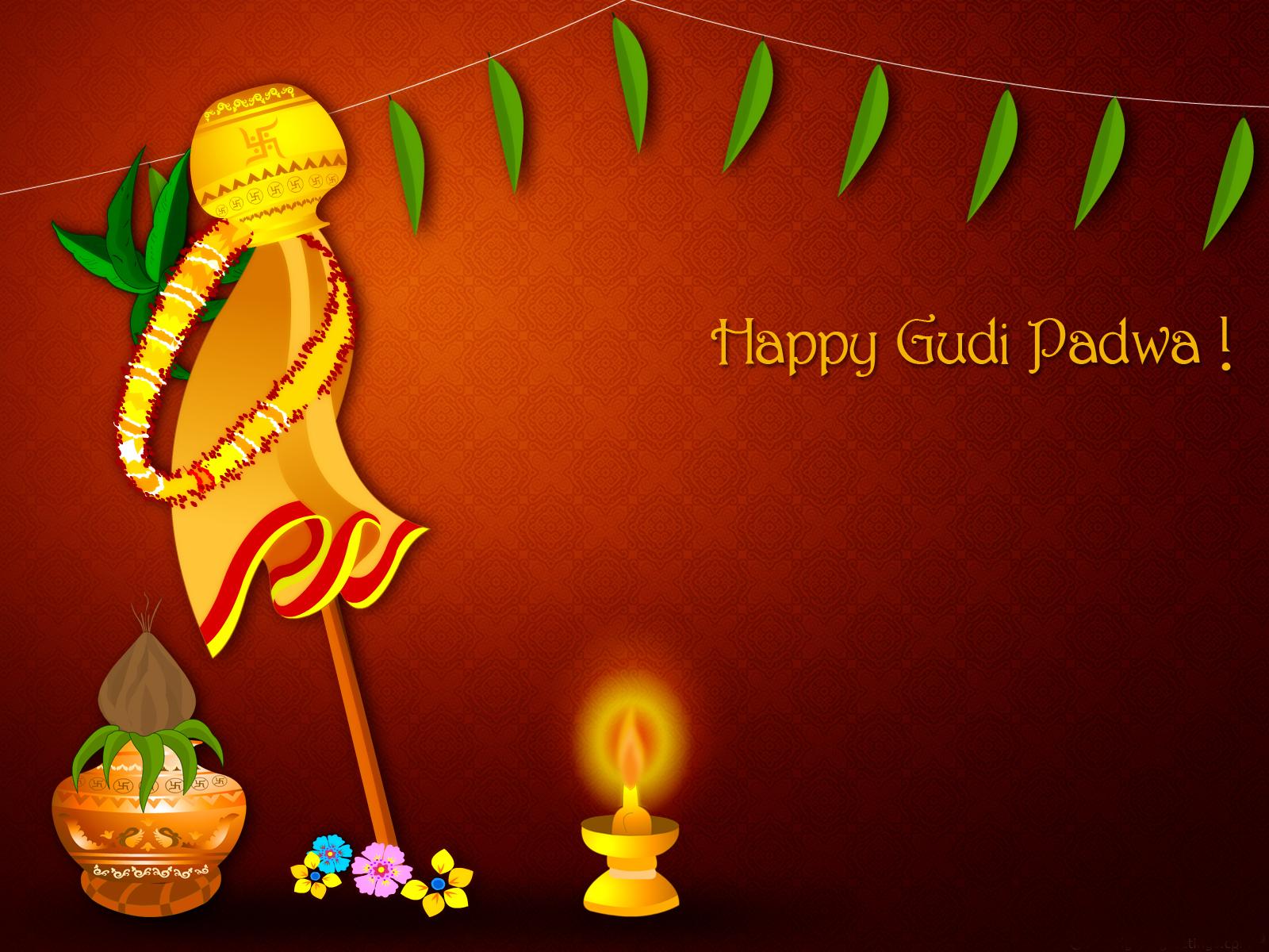 Gudi Padwa Images For Whatsapp Dp Profile Wallpapers Free