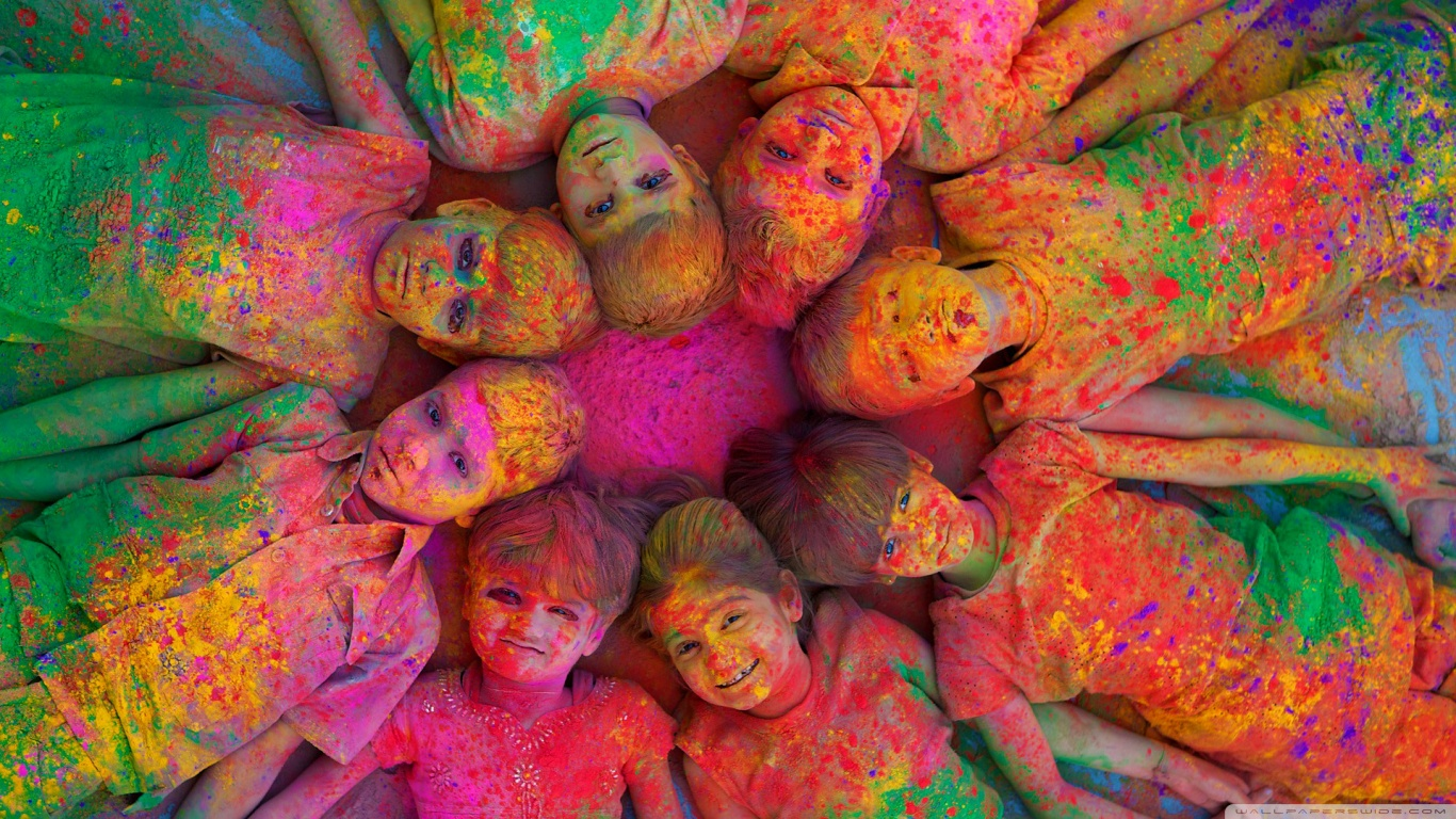 Holi Images for Whatsapp DP, Profile Wallpapers – Free Download