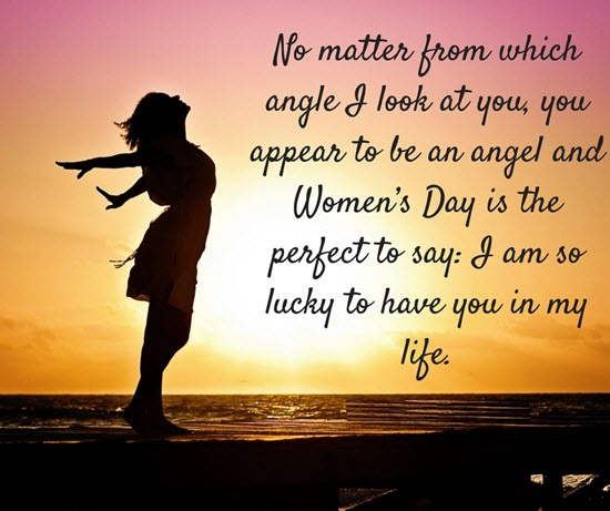 Women's Day Status for Whatsapp & Messages for Facebook