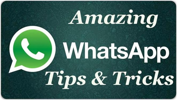 Unique Features in Whatsapp, Tricks