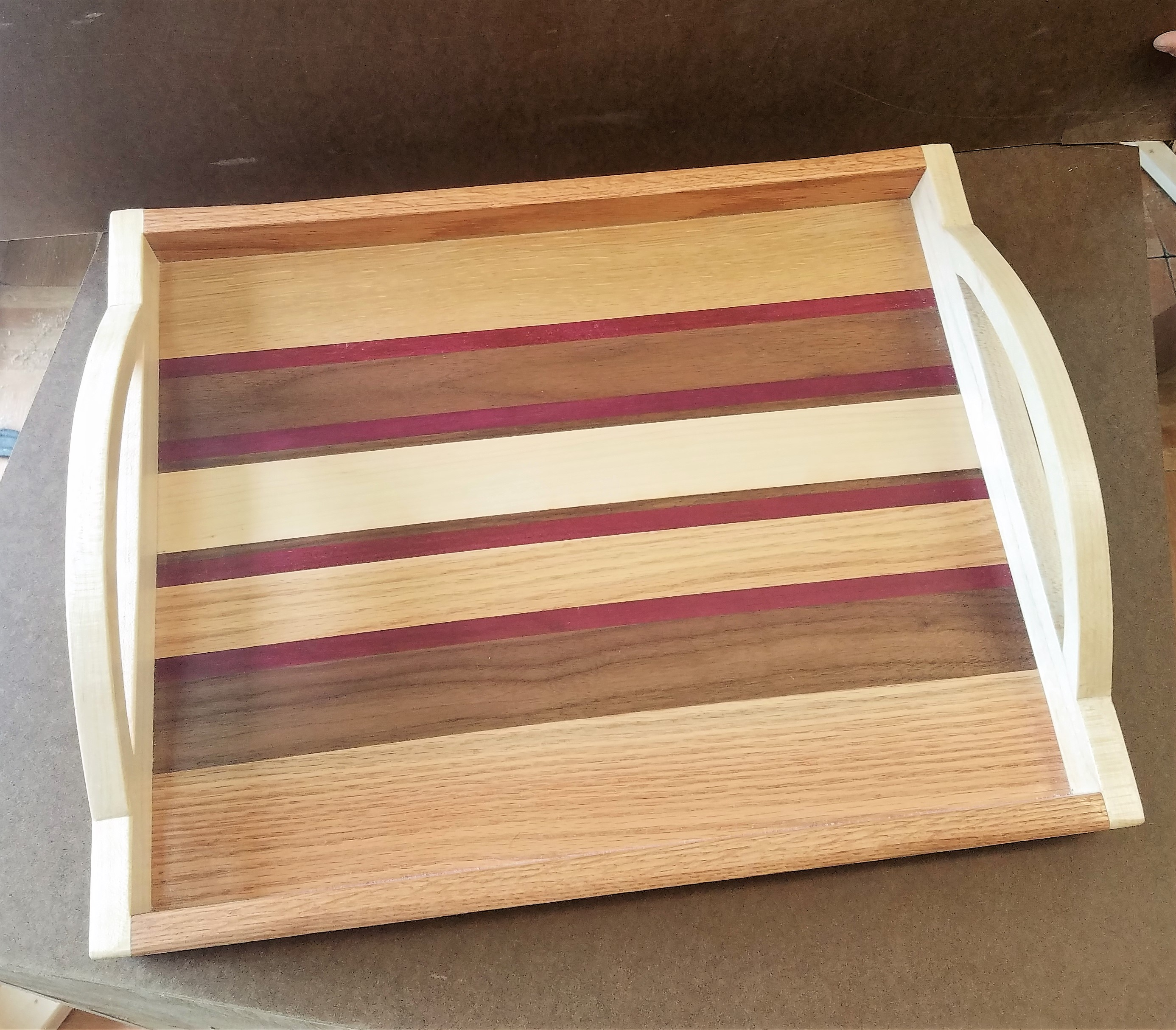 Craft a Custom Tray