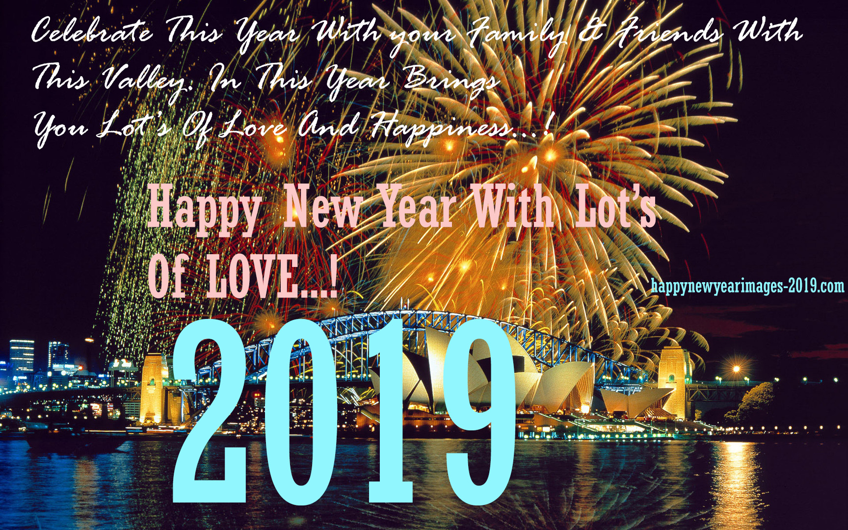 Happy New Year Images For Whatsapp Dp Profile Wallpapers Download