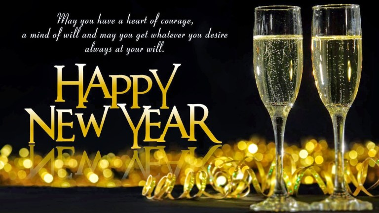 Happy New Year Images for Whatsapp DP, Profile Wallpapers – Download