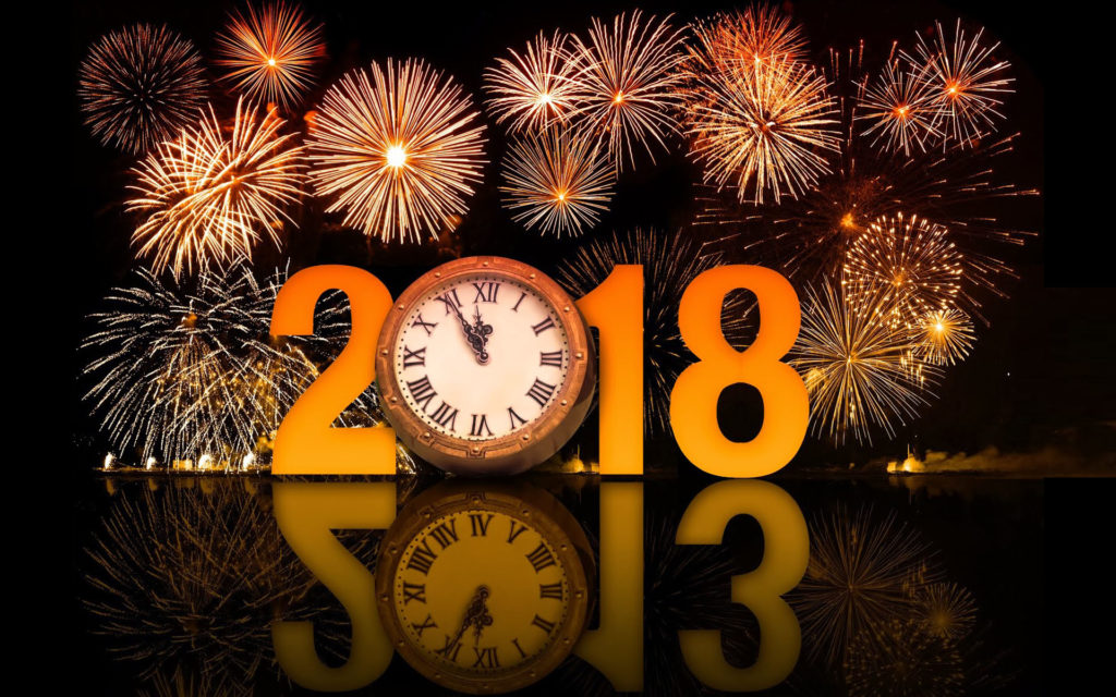 Happy New Year Images for Whatsapp DP, Profile Wallpapers 2018 – Download