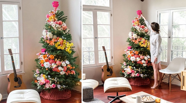 Simple Tips To Decorate Christmas Tree - Christmas Decoration Ideas 2017