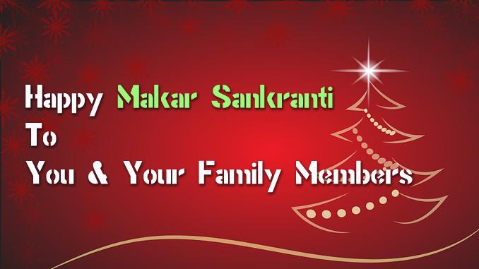 Makar Sankranti Whatsapp Status and messages