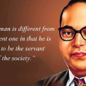 Happy Ambedkar Jayanti Status For Whatsapp & Messages For Facebook