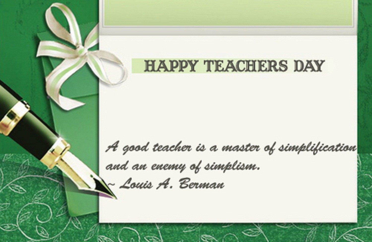 Teachers Day Images for Whatsapp DP Wallpapers