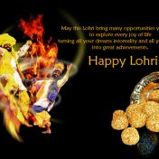 Happy Lohri Whatsapp Status & Messages