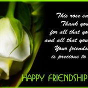 Friendship Day WhatsApp Messages
