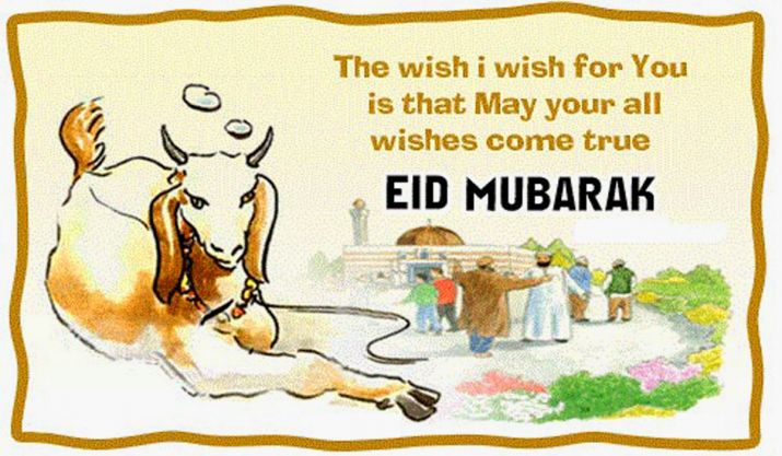 Bakra Eid Mubarak Eid Al-Adha Quotes, Wishes And Messages