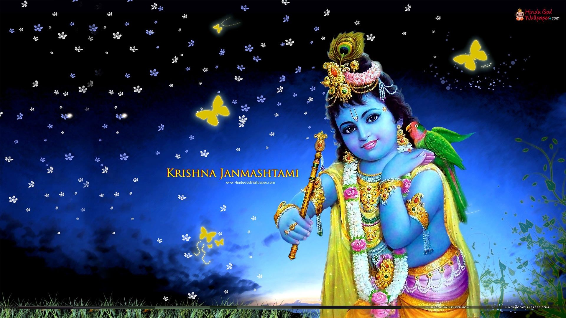 Krishna Janmashtami Images For Whatsapp DP Profile, HD Wallpapers– Free Download