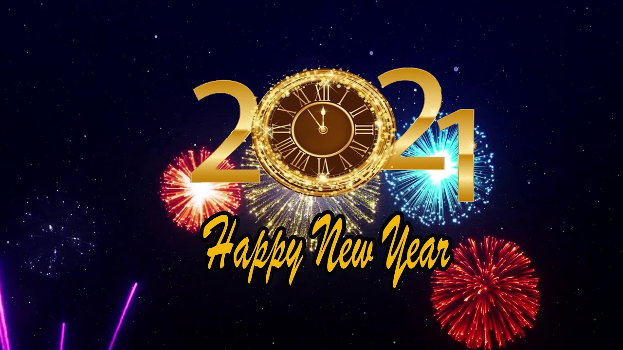 Happy New Year Images for Whatsapp DP, Profile Wallpapers