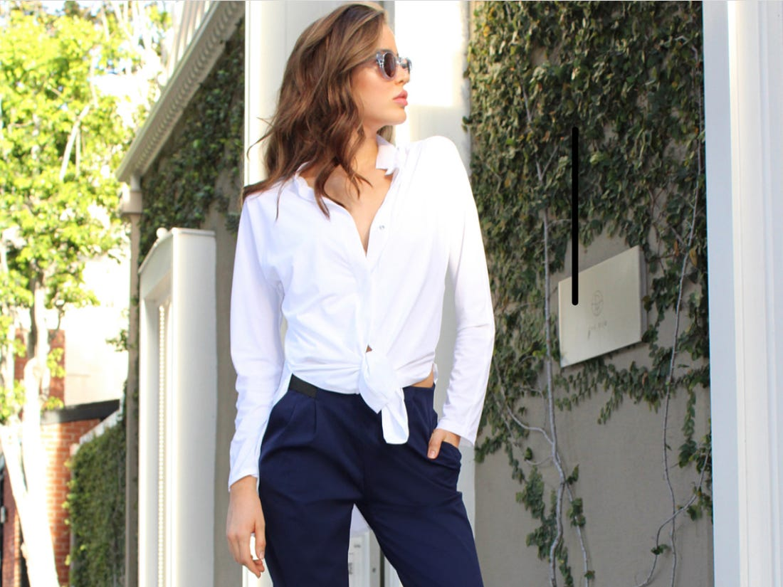 4 Work Outfit Ideas For Tall Women
