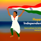 India Independence Day Whatsapp Status & Messages 2021