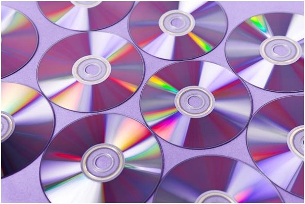 The Digital Versatile Disc
