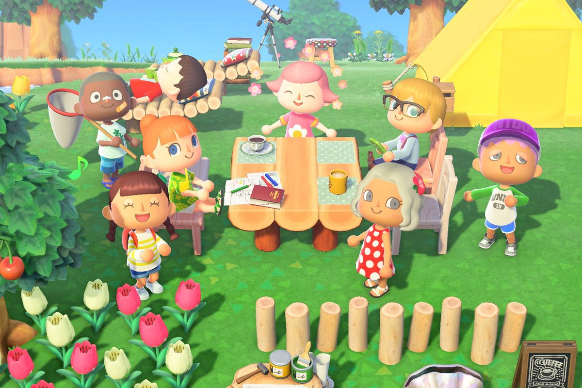 Animal Crossing New Horizons So Popular